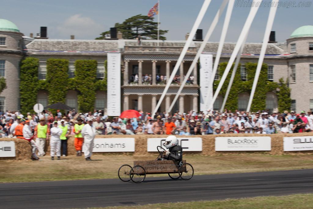 VSCC Grafton Flyer    - 2013 Goodwood Festival of Speed