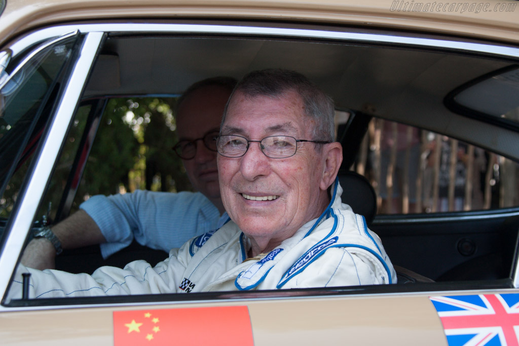 Vic Elford    - 2013 Goodwood Festival of Speed