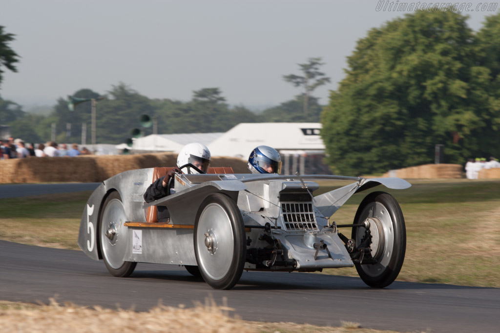 Voisin C6 Laboratoire - Chassis: 5 - Entrant: Peter Mullin - Driver: Philipp Moch  - 2013 Goodwood Festival of Speed