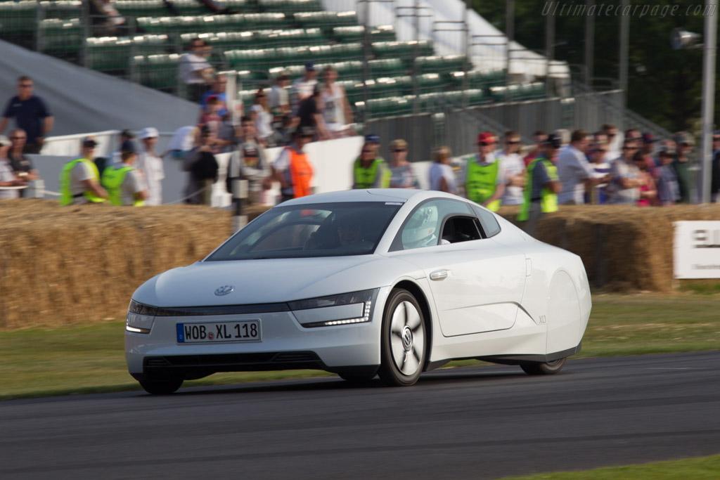 Volkswagen XL1    - 2013 Goodwood Festival of Speed