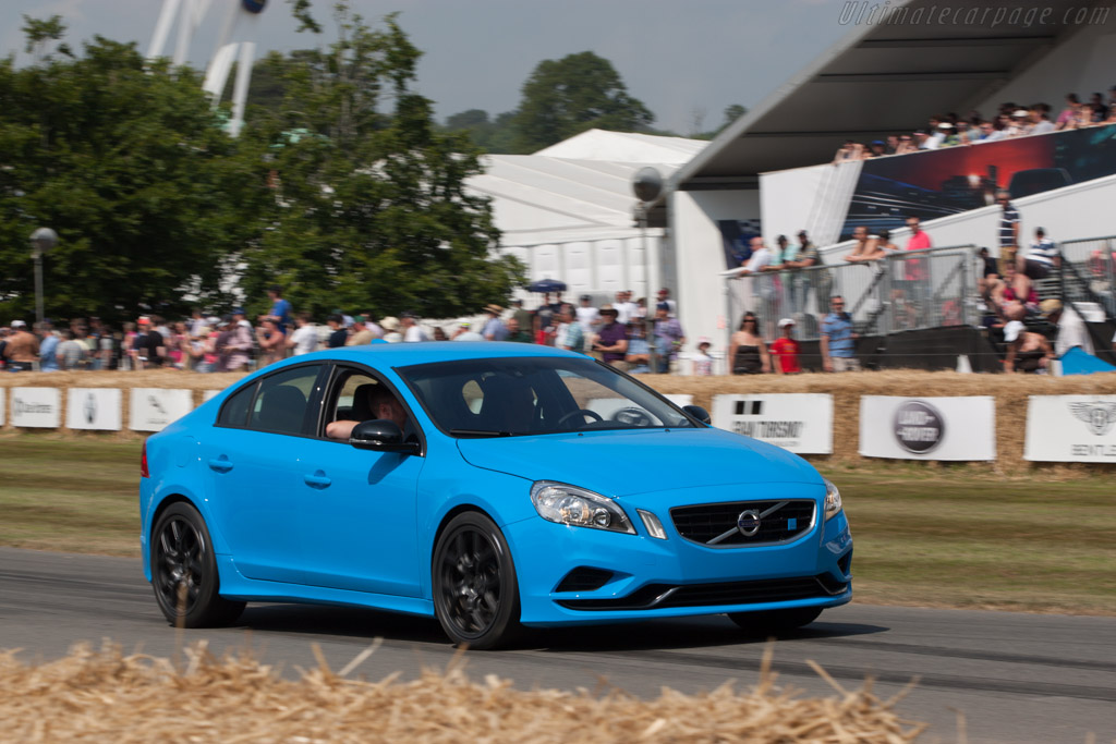 Volvo S60 Polestar    - 2013 Goodwood Festival of Speed