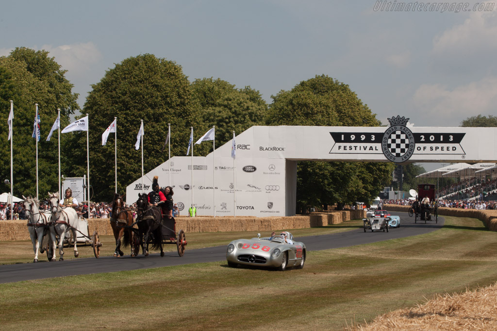 Welcome to Goodwood - Chassis: 00010/55   - 2013 Goodwood Festival of Speed