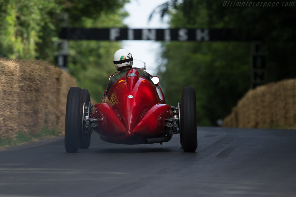 Alfa Romeo 308C - Chassis: 50016 - Driver: Julian Mazjub  - 2014 Goodwood Festival of Speed