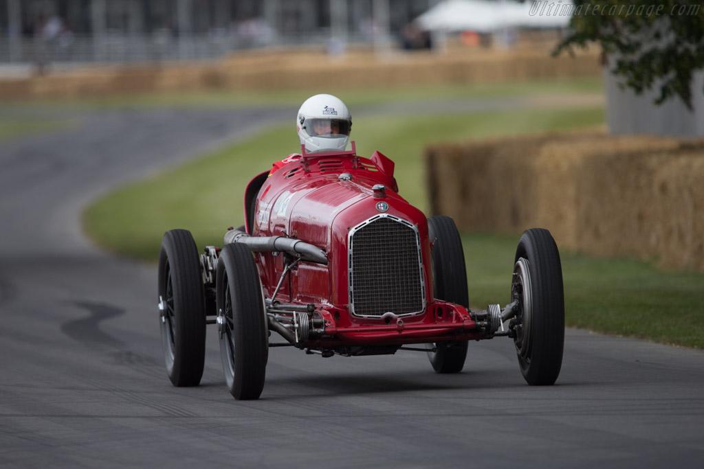 Alfa Romeo Tipo B - Chassis: 5005 - Entrant: Alfa Romeo Museo Storico  - 2014 Goodwood Festival of Speed