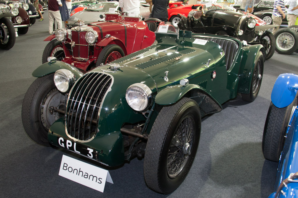 Alta Supercharged - Chassis: 66S   - 2014 Goodwood Festival of Speed
