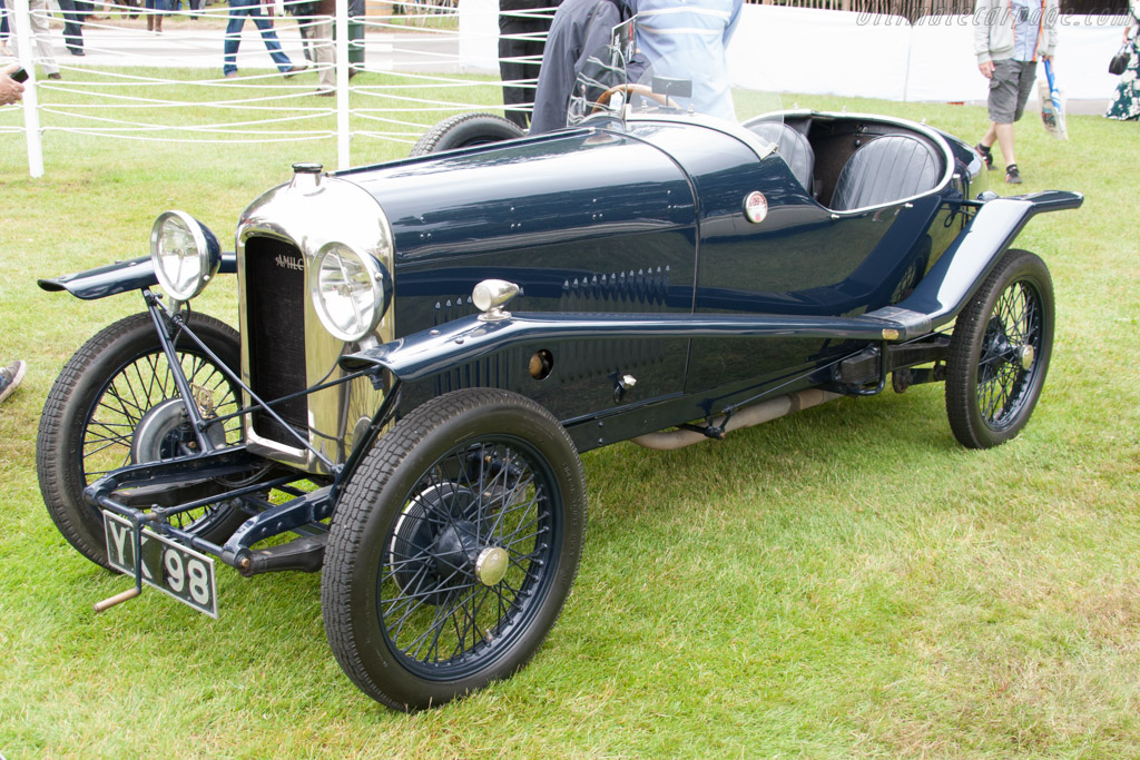 Amilcar CGS - Chassis: 15274 - Entrant: Keith Bowley  - 2014 Goodwood Festival of Speed