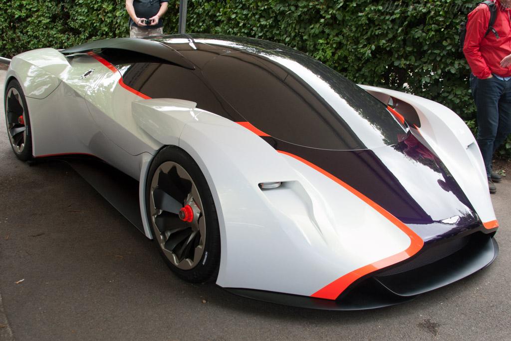 Aston Martin DP-100    - 2014 Goodwood Festival of Speed