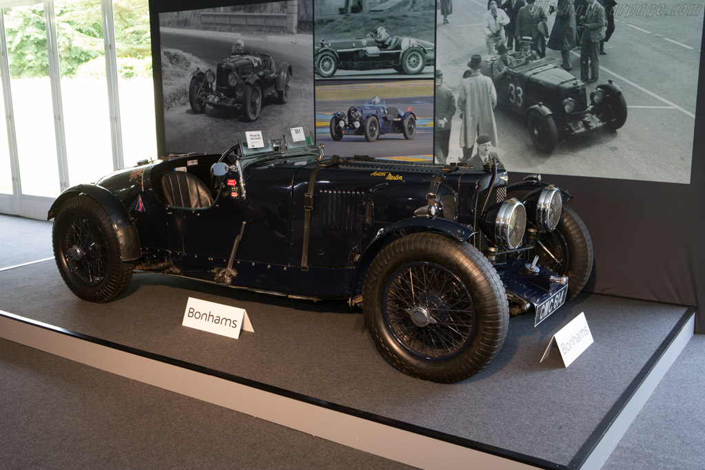 Aston Martin Ulster - Chassis: B5/549/U   - 2014 Goodwood Festival of Speed
