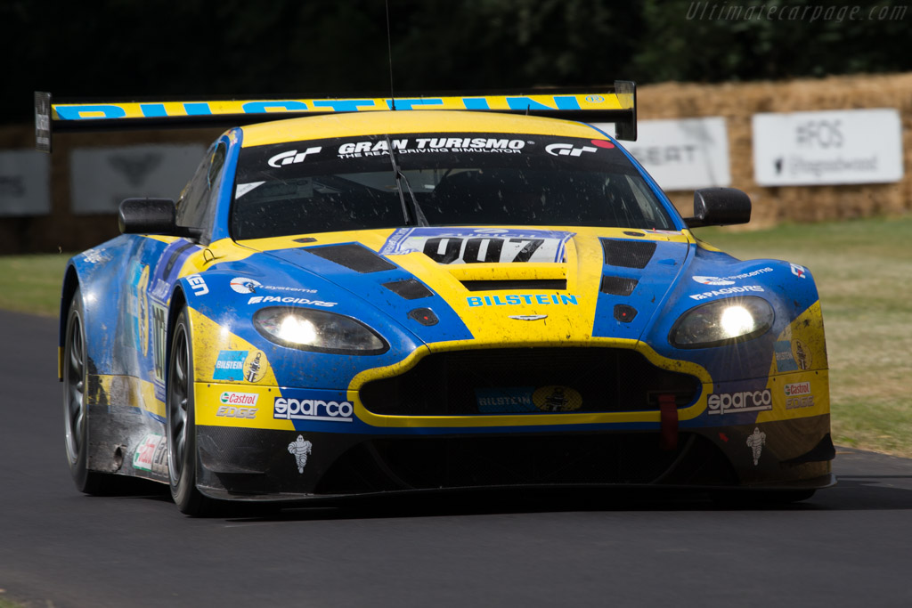 Aston Martin V12 Vantage GT3 - Chassis: 006 - Entrant: Aston Martin Racing  - 2014 Goodwood Festival of Speed