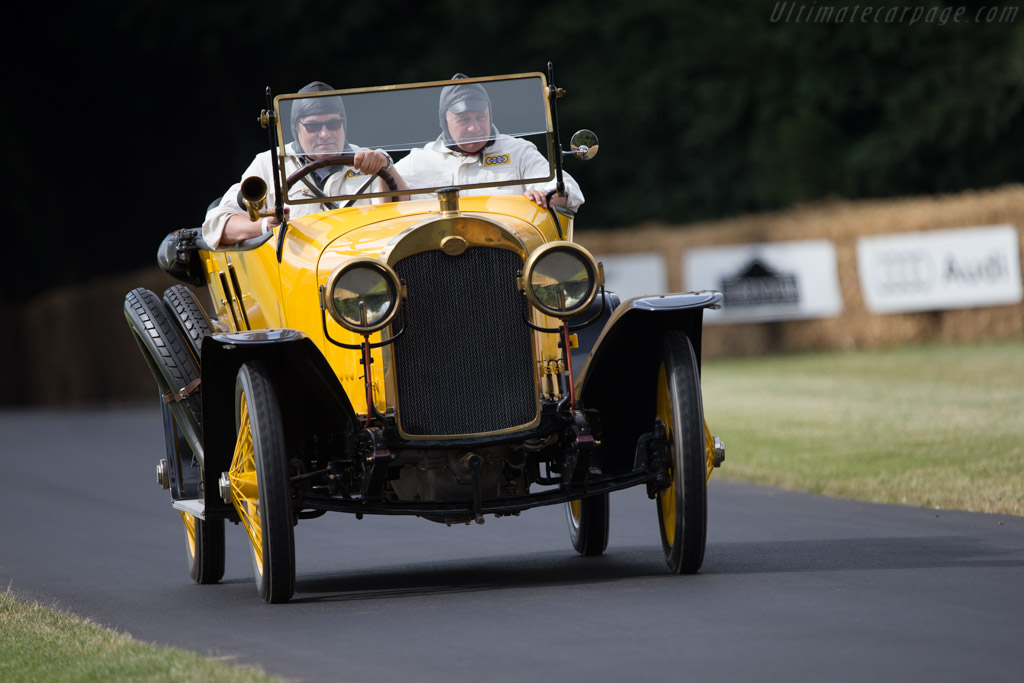 Audi 14/35 hp Type C  - Entrant: Audi Tradition  - 2014 Goodwood Festival of Speed