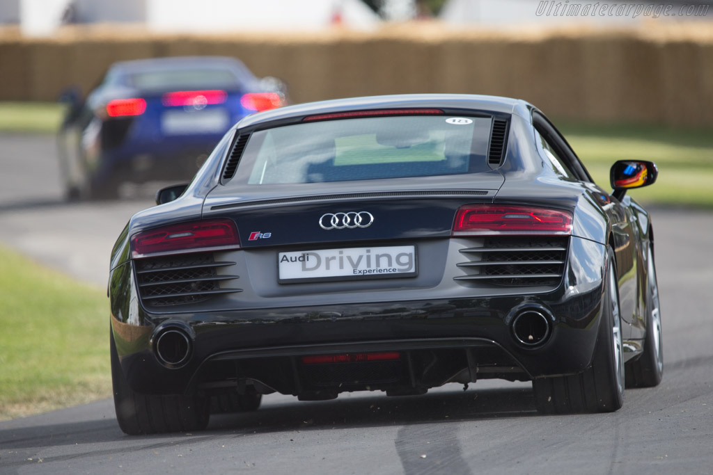 Audi R8 V10    - 2014 Goodwood Festival of Speed