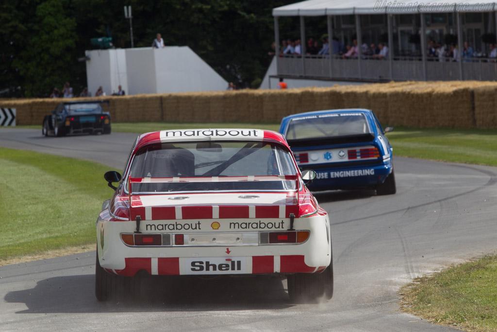 BMW 3.0 CSL - Chassis: 2211371 - Entrant: Alex Elliott - Driver: Adrian Brady  - 2014 Goodwood Festival of Speed