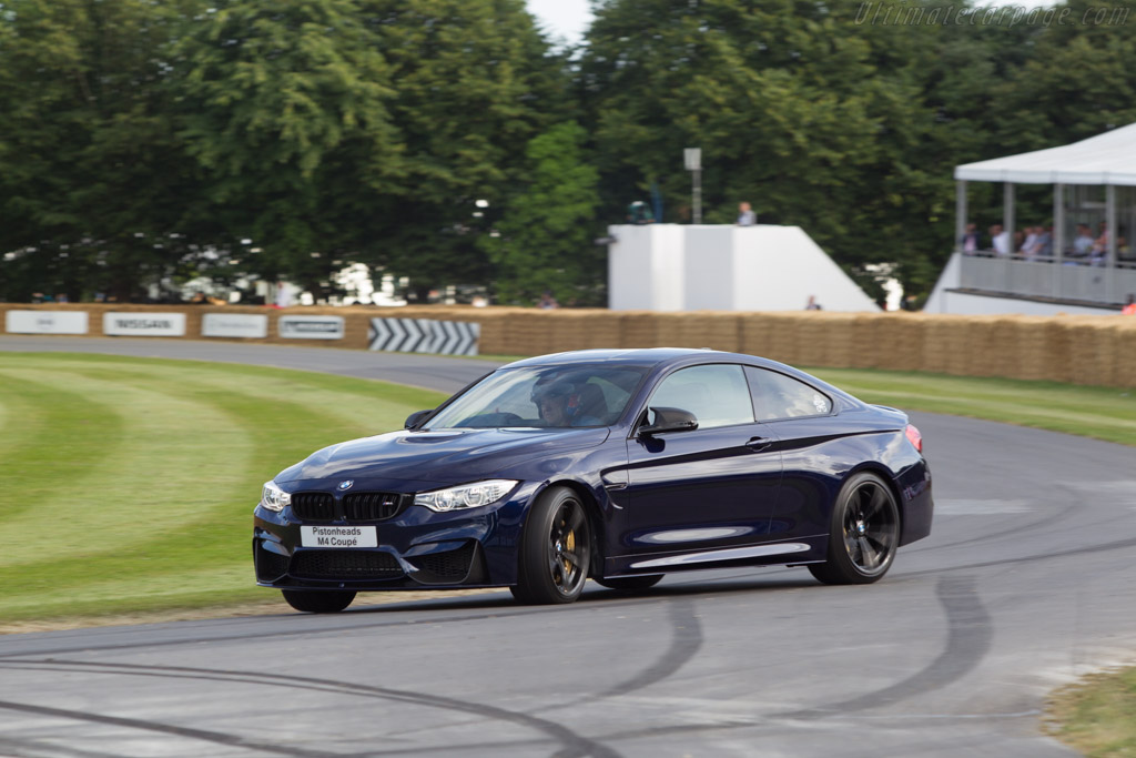 BMW M4  - Driver: Tiff Needell - 2014 Goodwood Festival of Speed