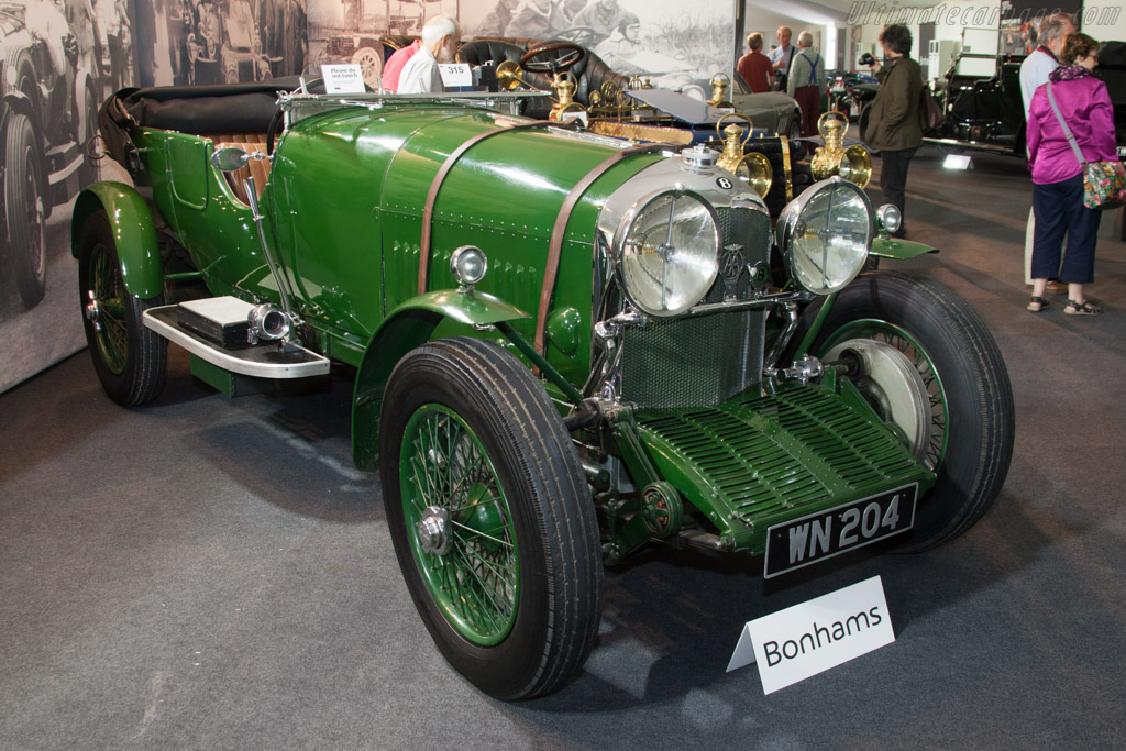 Bentley 3 / 4.5 Litre Tourer - Chassis: LM1341   - 2014 Goodwood Festival of Speed
