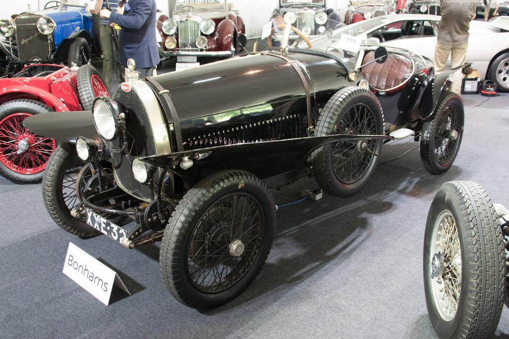 Bugatti Type 23 Brescia Torpedo - Chassis: 2519   - 2014 Goodwood Festival of Speed