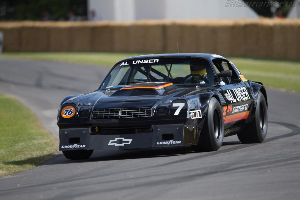 Chevrolet Camaro IROC  - Driver: John Truslove  - 2014 Goodwood Festival of Speed