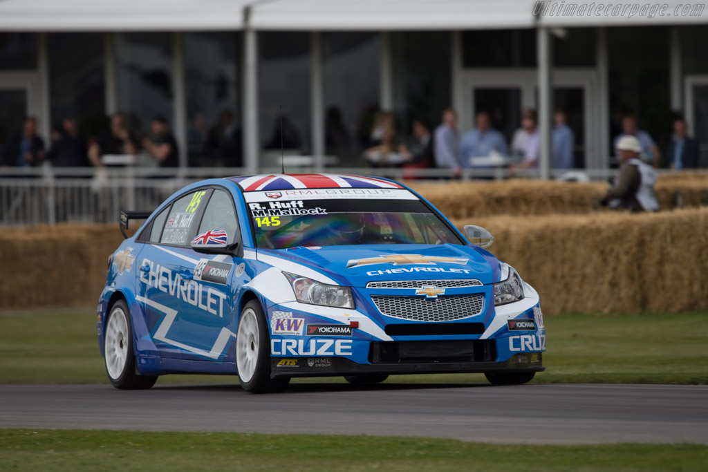 Chevrolet Cruze WTCC  - Entrant: RML Group - Driver: Michael Mallock  - 2014 Goodwood Festival of Speed
