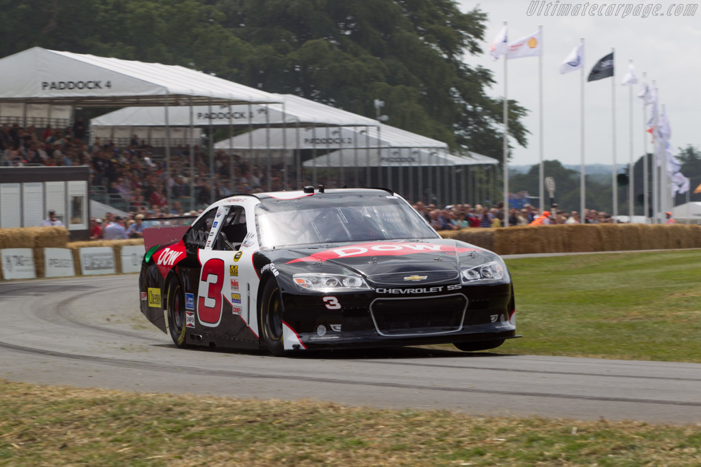 Chevrolet Impala  - Entrant: Richard Childress Racing - Driver: Max Papis  - 2014 Goodwood Festival of Speed