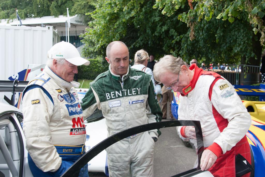 David Brabham    - 2014 Goodwood Festival of Speed