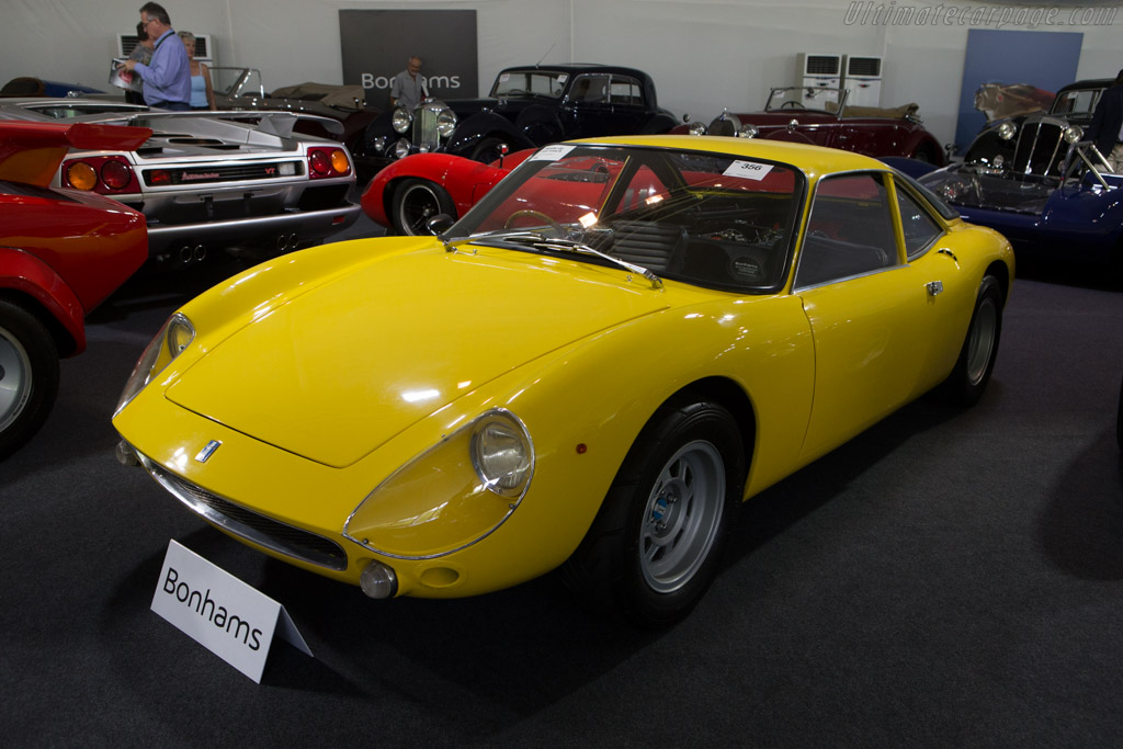 DeTomaso Vallelunga - Chassis: VLD 1611   - 2014 Goodwood Festival of Speed