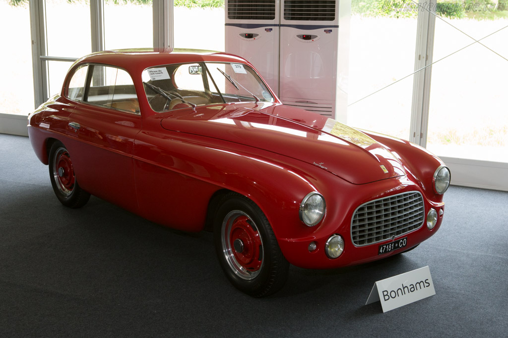 Ferrari 166 Inter Touring Coupe - Chassis: 027S   - 2014 Goodwood Festival of Speed