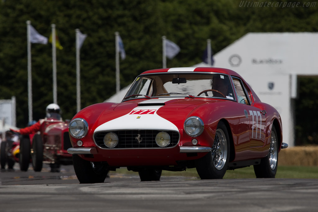 Ferrari 250 GT Interim - Chassis: 1519GT - Driver: P. Paul Pappalardo  - 2014 Goodwood Festival of Speed