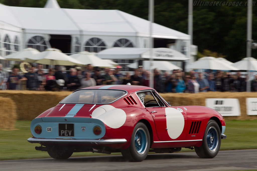 Ferrari 275 GTB/C - Chassis: 09035 - Driver: Paul Vestey  - 2014 Goodwood Festival of Speed