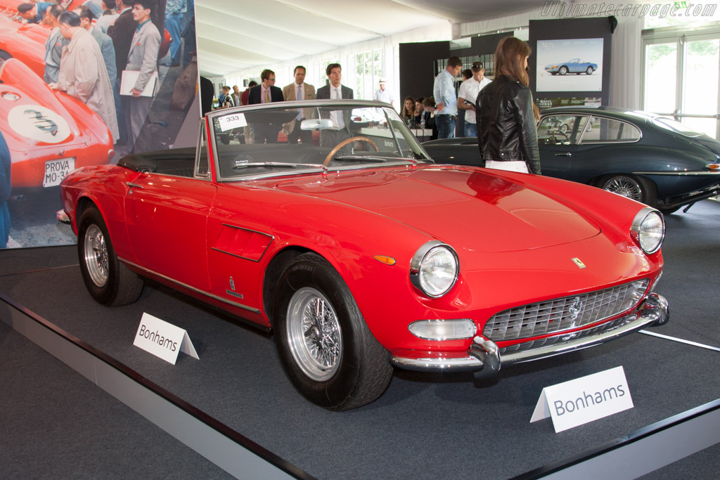 Ferrari 275 GTS - Chassis: 08005   - 2014 Goodwood Festival of Speed