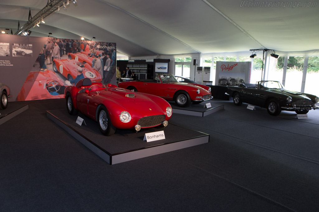 Ferrari 375 Plus - Chassis: 0384AM   - 2014 Goodwood Festival of Speed
