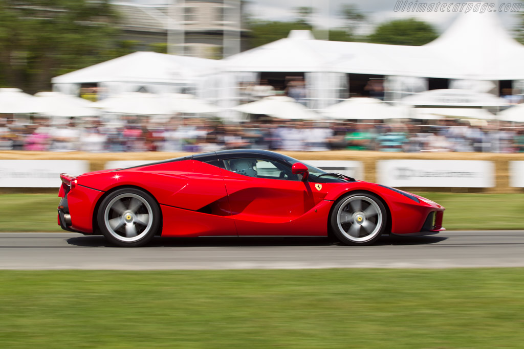 Ferrari LaFerrari - Chassis: 201810   - 2014 Goodwood Festival of Speed