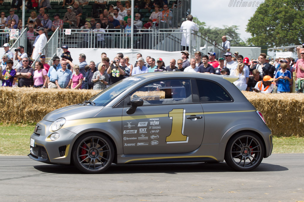 Fiat Abarth 695 Biposto    - 2014 Goodwood Festival of Speed
