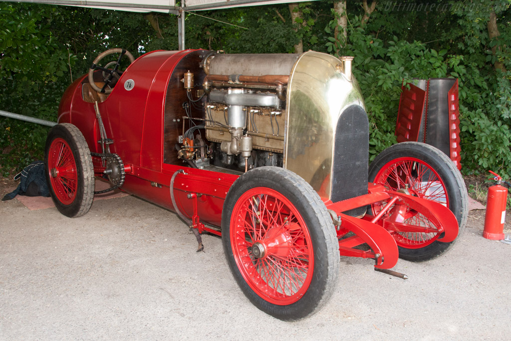 Fiat S.76 - Chassis: 1 - Entrant: Duncan Pittaway  - 2014 Goodwood Festival of Speed