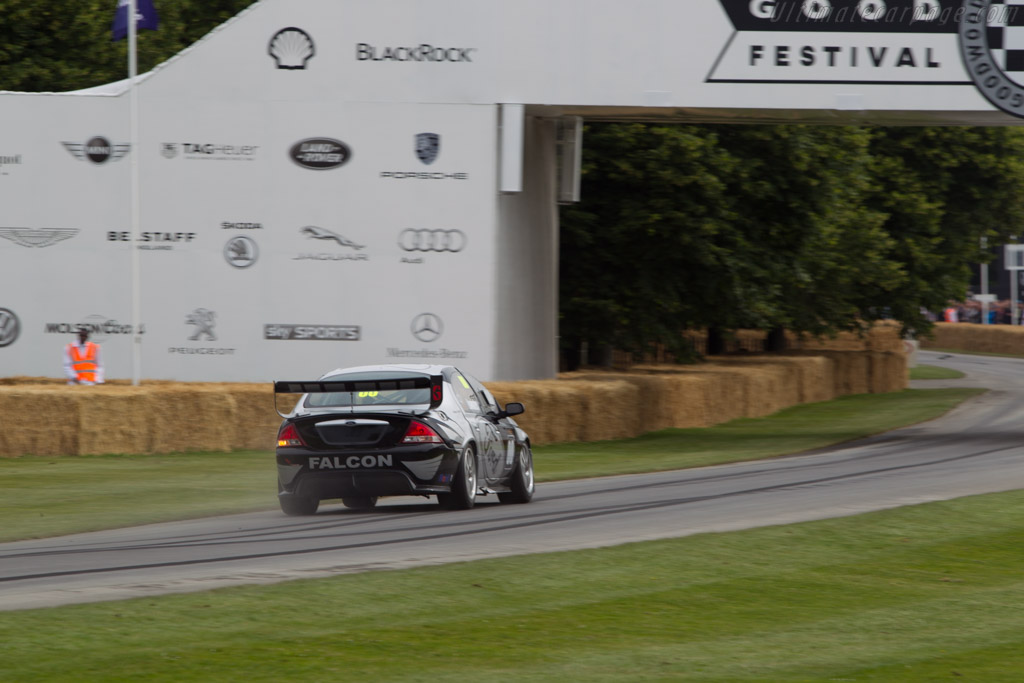 Ford Falcon  - Driver: Andy Robinson  - 2014 Goodwood Festival of Speed