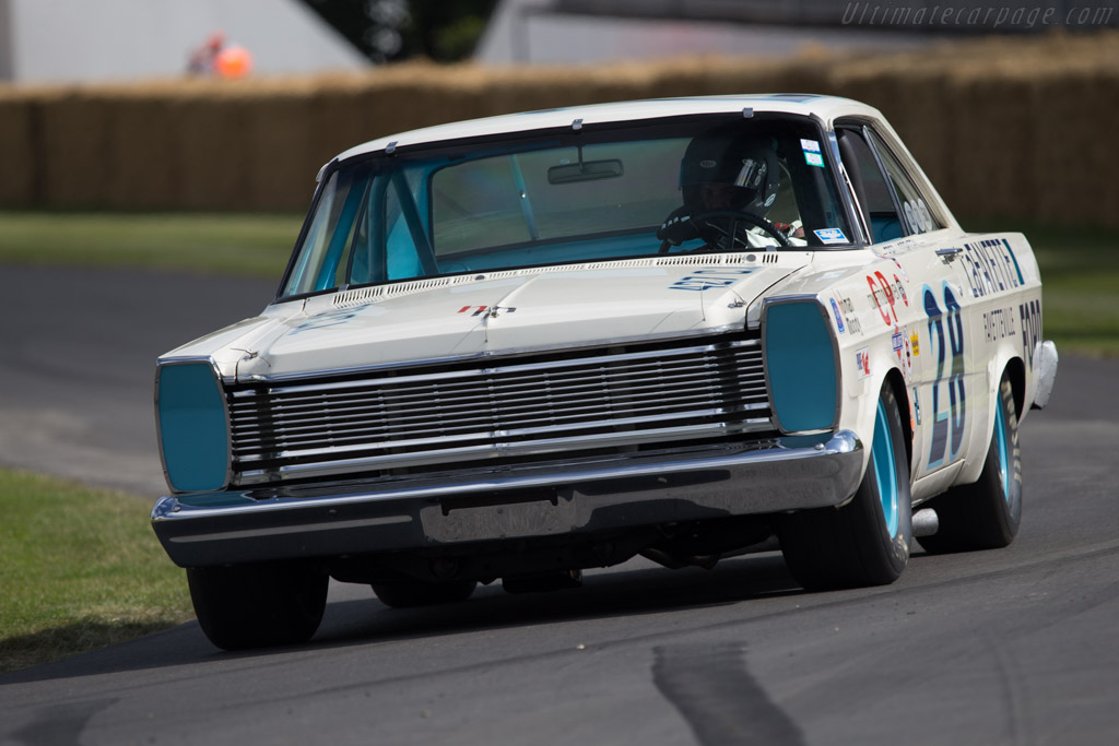 Ford Galaxie 500 - Chassis: C5HM 10047 - Driver: Andrew Franzone  - 2014 Goodwood Festival of Speed