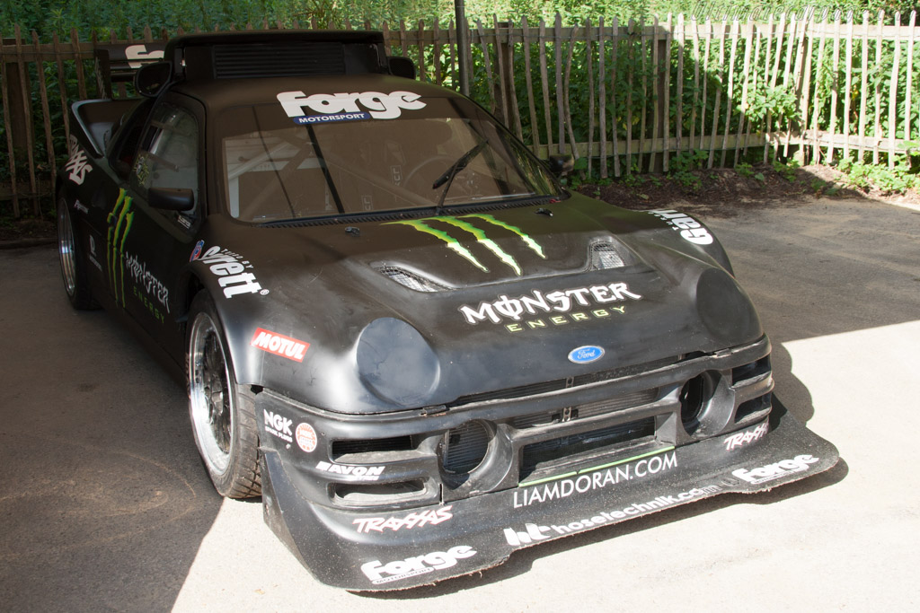 Ford RS200 Pikes Peak  - Entrant: Pat Doran  - 2014 Goodwood Festival of Speed