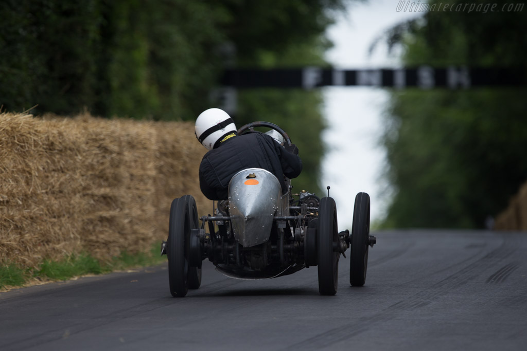 GN Spider  - Driver: David Leigh  - 2014 Goodwood Festival of Speed