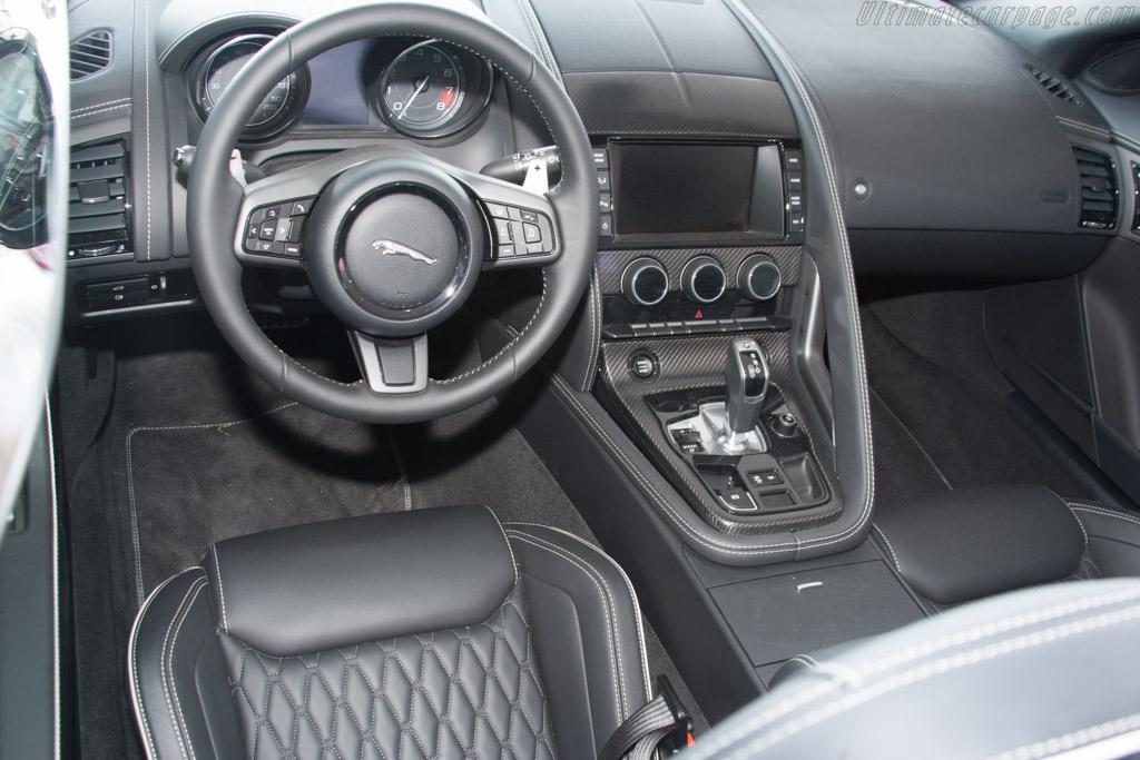 Jaguar F-Type Project 7    - 2014 Goodwood Festival of Speed