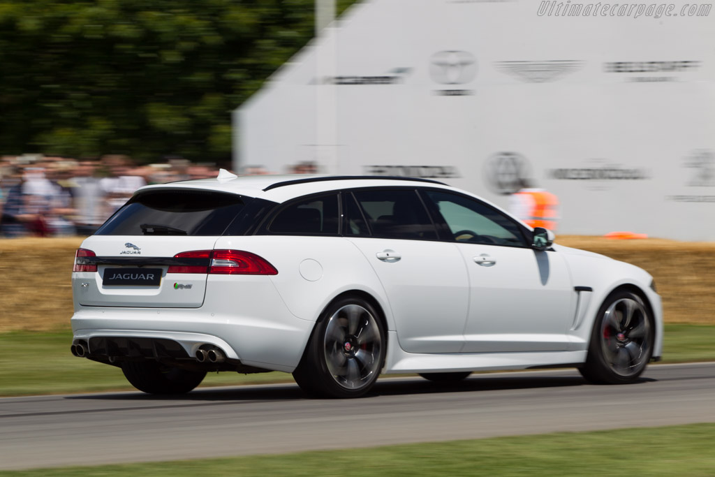 Jaguar XFR-S Sportbrake    - 2014 Goodwood Festival of Speed