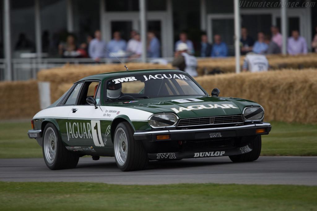 Jaguar XJS TWR - Chassis: TWR JC 84A007 - Entrant: Jaguar Daimler Heritage Trust - Driver: Sean Walkinshaw  - 2014 Goodwood Festival of Speed