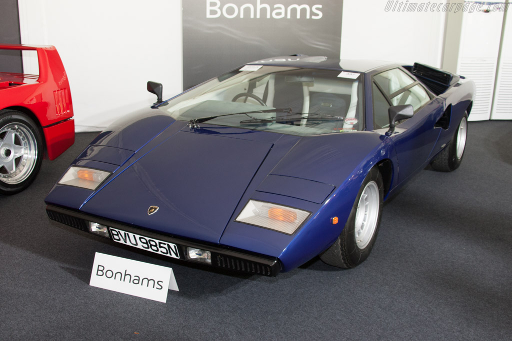Lamborghini Countach - Chassis: 1120070   - 2014 Goodwood Festival of Speed