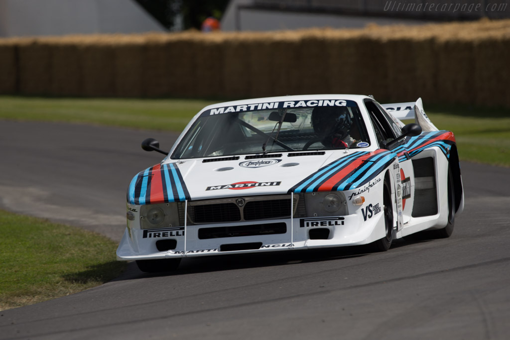 Lancia Beta Montecarlo - Chassis: 1004 - Driver: Stefano Macaluso  - 2014 Goodwood Festival of Speed