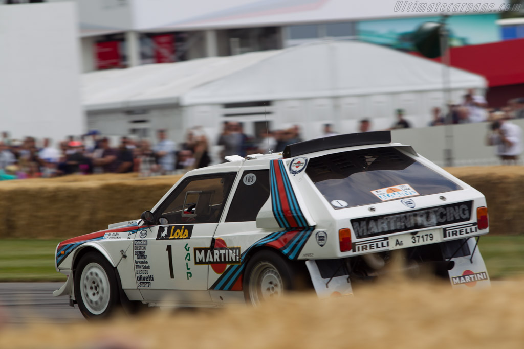 Lancia Delta S4 - Chassis: 205 - Driver: Henry Pearman  - 2014 Goodwood Festival of Speed