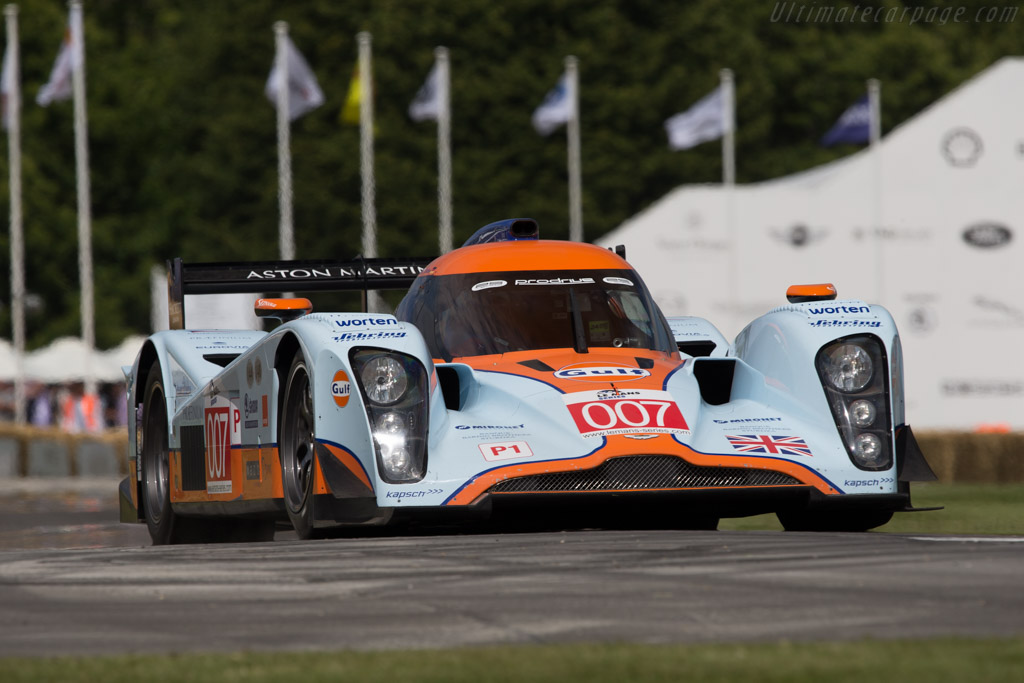 Lola-Aston Martin B09/60 - Chassis: B0860-HU02 - Driver: Rupert Clevely  - 2014 Goodwood Festival of Speed