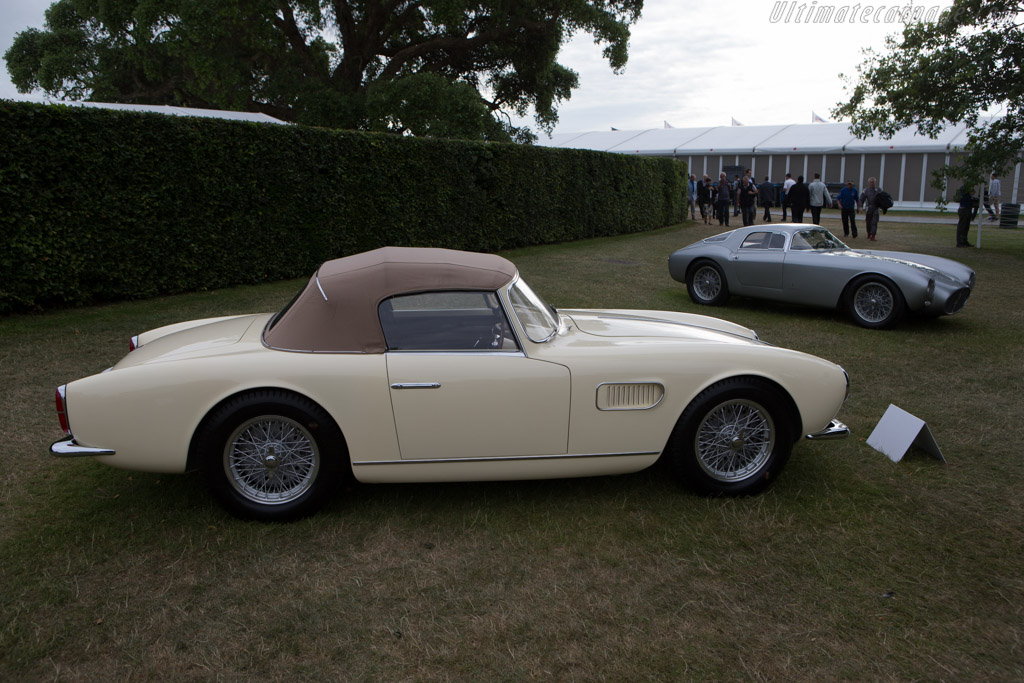 Maserati 150 GT Spider - Chassis: 003 - Entrant: Andreas Mohringer  - 2014 Goodwood Festival of Speed