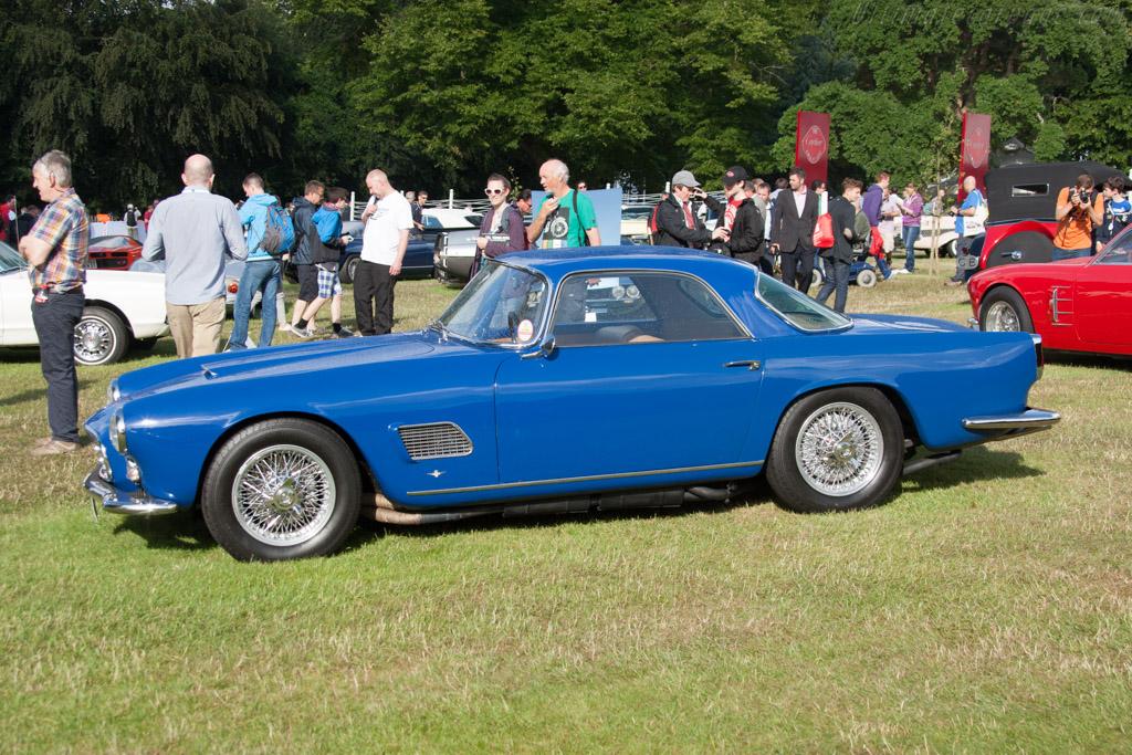 Maserati 3500 GT  - Entrant: Wolf-Dieter Baumann  - 2014 Goodwood Festival of Speed