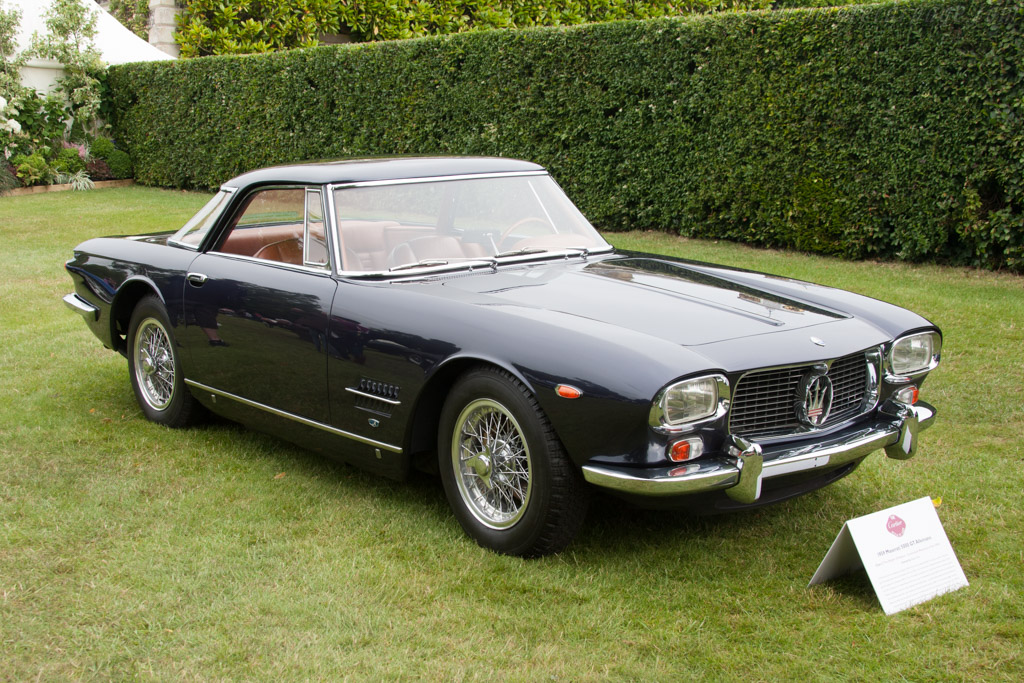 Maserati 5000 GT - Chassis: 103.036 - Entrant: Klaus Ochs  - 2014 Goodwood Festival of Speed