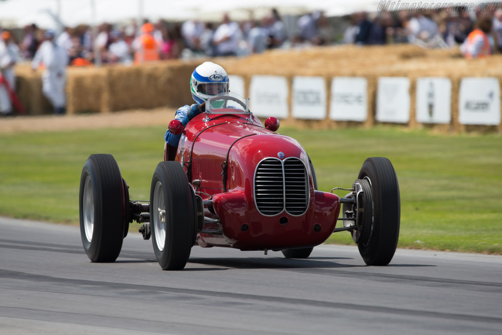 Maserati 6CM - Chassis: 1532 - Driver: Neil Perkins  - 2014 Goodwood Festival of Speed