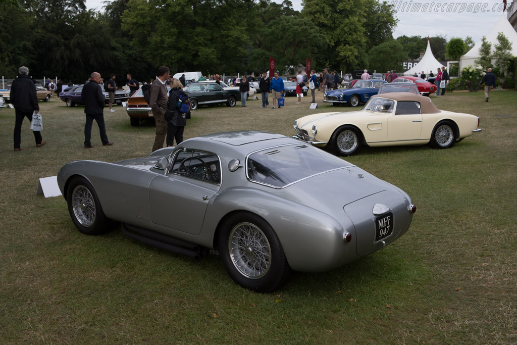 Maserati A6GCS/53 Pinin Farina Coupe - Chassis: 2060 - Entrant: Egon Zweimuller Jr  - 2014 Goodwood Festival of Speed