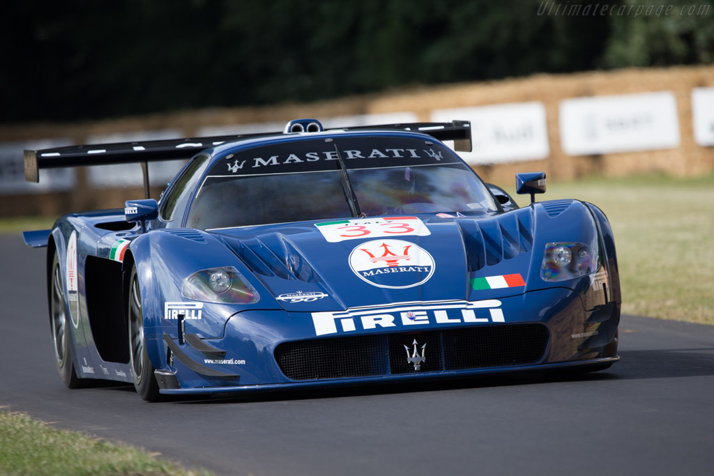 Maserati MC12 Corse - Chassis: 15442 - Entrant: Vita4one Racing Team - Driver: Niek Hommerson  - 2014 Goodwood Festival of Speed