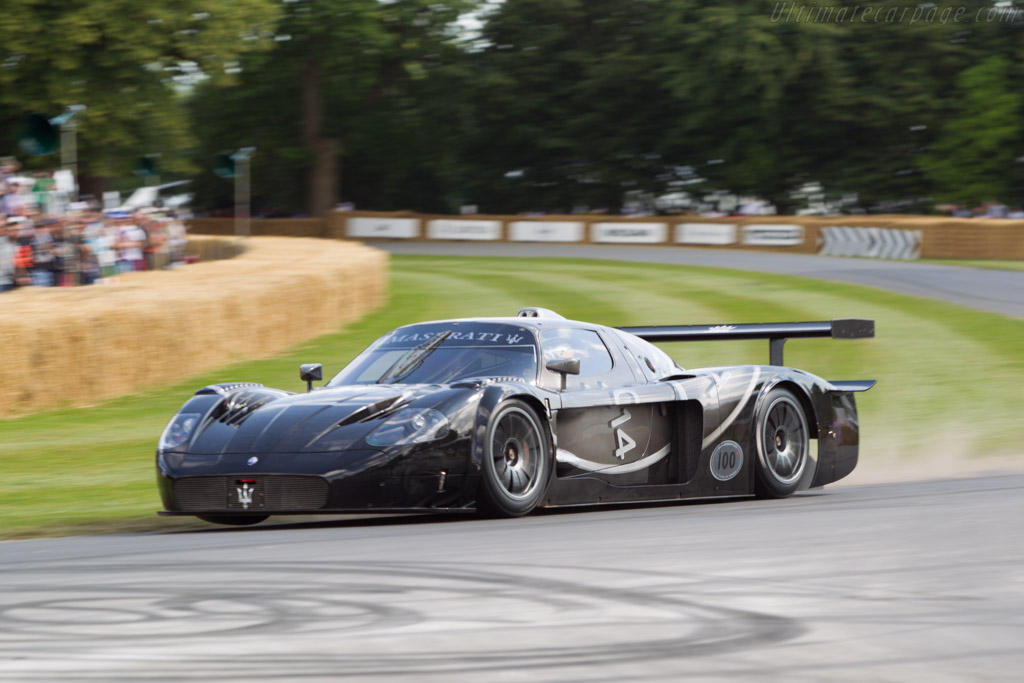 Maserati MC12 Corse  - Entrant: Vita4one Racing Team - Driver: Michael Bartels  - 2014 Goodwood Festival of Speed